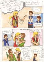 The lovelife of Enjolras by Voikkuinen