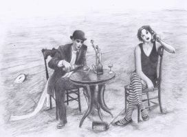 the Dresden Dolls by atergnetic