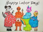 Happy Labor Day by mj455 by mj455