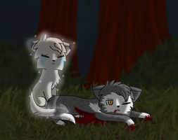 Thistleclaw's Comatose by AceTrainerHope