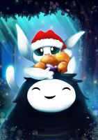 Ori and the Christmas Forest  by DigiScal