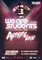 We Are Students Christmas Stage by BK1LL3R