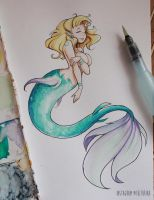 Mermaid by Sulfurika