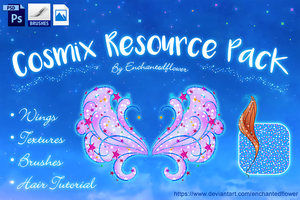 Cosmix Resource Pack by Enchantedflower
