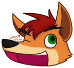 Crash Headshot by kokorogensou