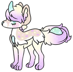 Fawn ref by royalraptors