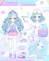 [Contest announcement!] Harajuku Unicorn by ViPOP