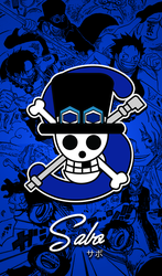 Ala21ddin21 76 14 One Piece Wallpapers Mobile New World Sabo By Fadil089665