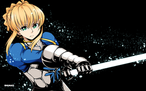 saber by shunao