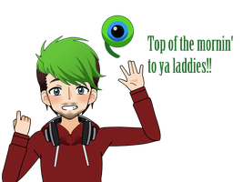 Jacksepticeye Bitches!!!! by OnionFairy99