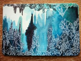 Abstract Postcard I by IsabelleMaria
