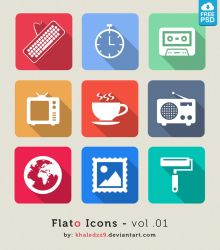 Flato Icon vol.01 by khaledzz9