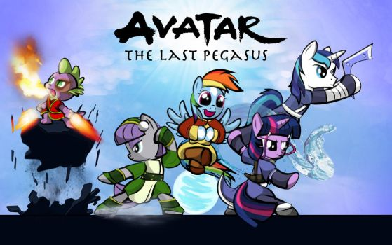 Avatar The last Pegasus by dan232323