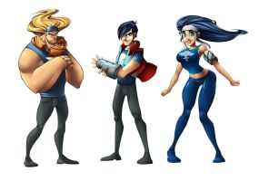 Soulkeepers gang by SonnyKat