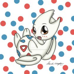Togetic by PandasDragon