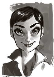 Audrey by Woge