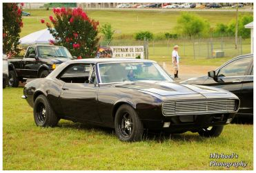 A Black 1967 Camaro by TheMan268