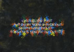 Colour The Past by isolationism