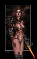 Witchblade by MotM32