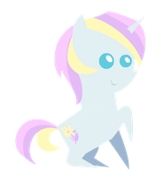 Pointy Pony Adoptable Auction by MonkFishyAdopts