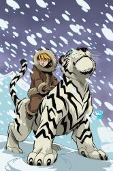LIONS, TIGERS AND BEARS--COLOR by Wieringo