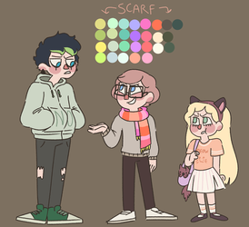 New Ref for my kids by Paryficama
