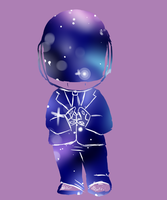 space robot1 by TinyLittleDeer