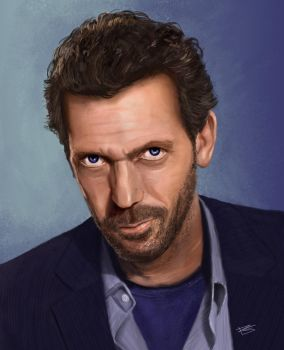 Dr. House by Rahll