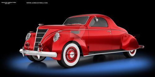 Lincoln Zephyr 1937 01 by adit1001