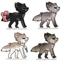40 point adoptables - closed by oh-berlin