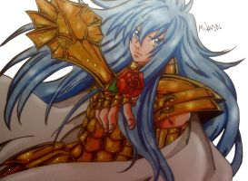Pisces Albafica by MikeES
