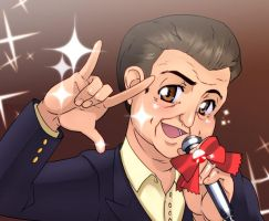 Don Francisco Kira by LazyTurtle