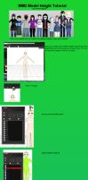 MMD Model Height tutorial by Sefina-NZ