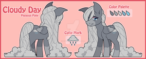 Pony Auction [Cloudy Day] [FULL REF] [CLOSED] by Zingey