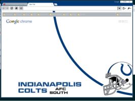 Indianapolis Colts Theme by wPfil