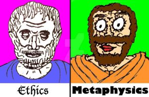 Dr. Ethics and Mr. Metaphysics by ethicistforhire
