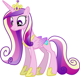 Cadance by sakatagintoki117