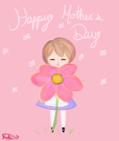 Happy mother's day by KaynCo