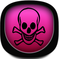 Boss skull icon by gravitymoves