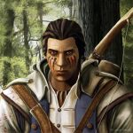 Connor Kenway by FleetingEmber