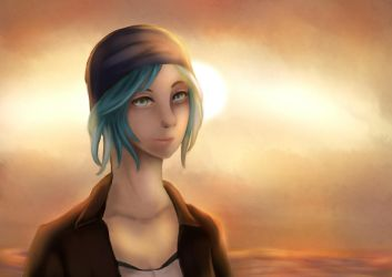 Chloe Price by Michizuko