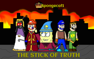 Spongecat1: The Stick of Truth by Spongecat1