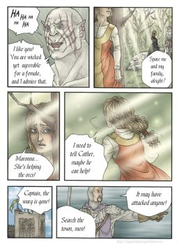 No Time For Tears! [Pg.23] by Michelangeline