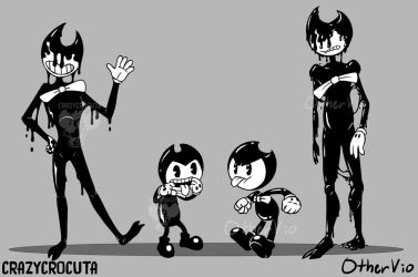 Bendy: Style Collab by OtherVio