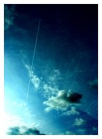 Blue Sky by sxyloverboy
