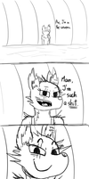I'm in a SHITTY puns mood right now by Kana-The-Drifter