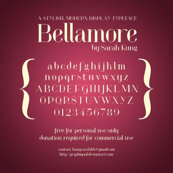 Bellamore by graphiqual