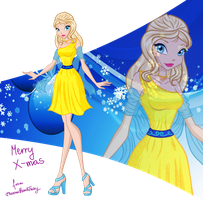 WSS: Vicky formal dress by PhoenixFlameFairy