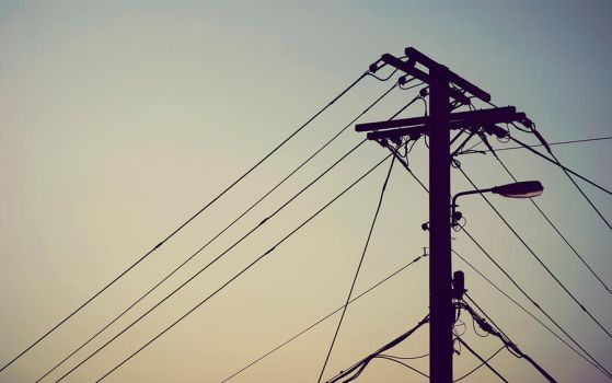 Power Lines by Harbinger69