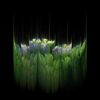 Fractal Flowerbed by ChromePanzer